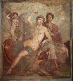 Affresco pompeiano