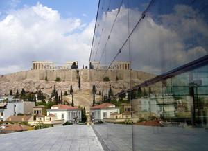 Nuovo museo dell'acropoli