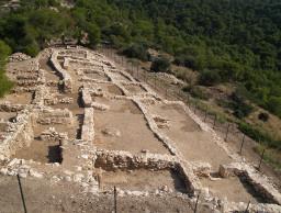 Aiace - scavi di Salamina