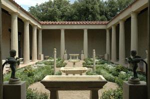 Horti Pompeiani nel Giardino di Boboli
