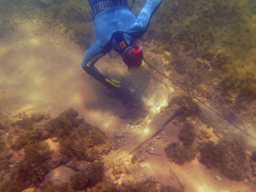 Punta Secca - Relitto
